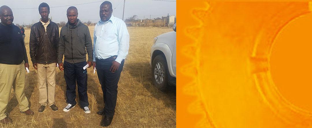NEW PROJECT AWARDED BY OKHAHLAMBA LOCAL MUNICIPALITY